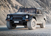 Lamborghini: aspettando la Urus rivive la LM002