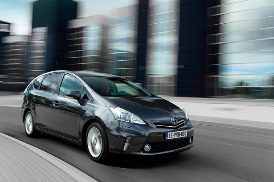 Toyota Prius+ (2012->>)