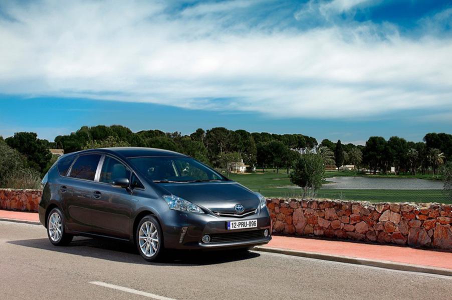Toyota Prius+ (2012->>) (5)
