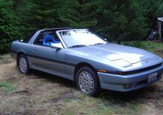 Toyota Supra Cabrio (1988-91)