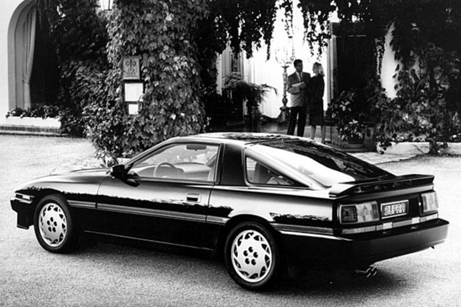 Toyota Supra Coupé (1988-89) (2)