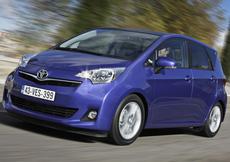 Toyota Verso-S (2011-14)
