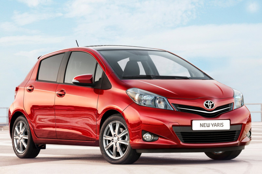 Toyota Yaris (2011->>)