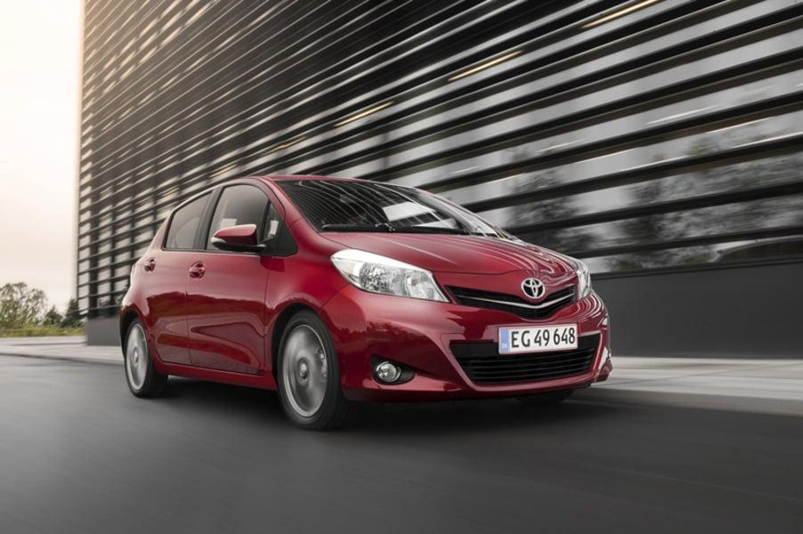 Toyota Yaris (2011->>) (5)