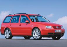 Volkswagen Bora Variant (2000-06)