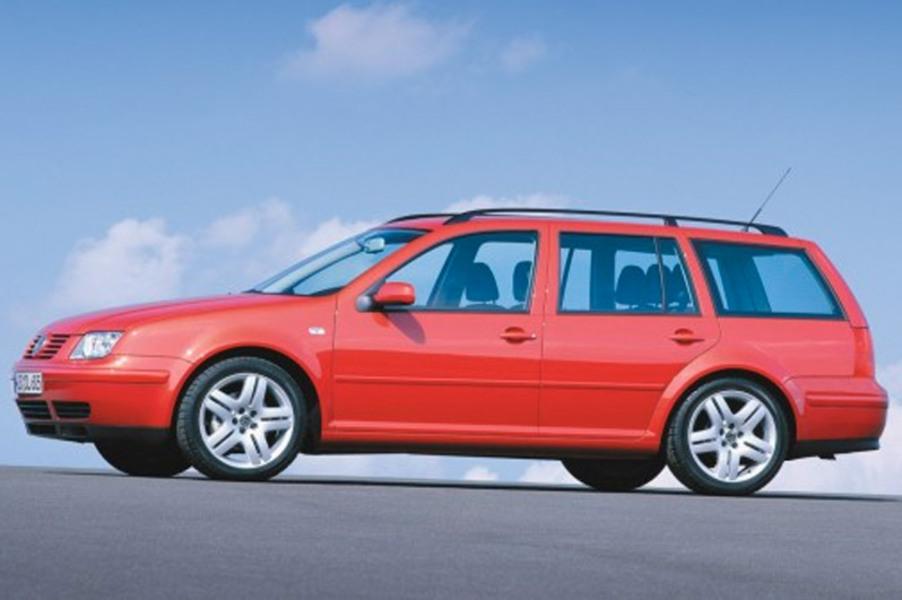 Volkswagen Bora Variant (2000-06) (3)