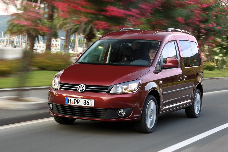 Volkswagen Caddy (2010-15) (5)