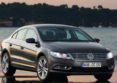 Volkswagen CC (2012-15)