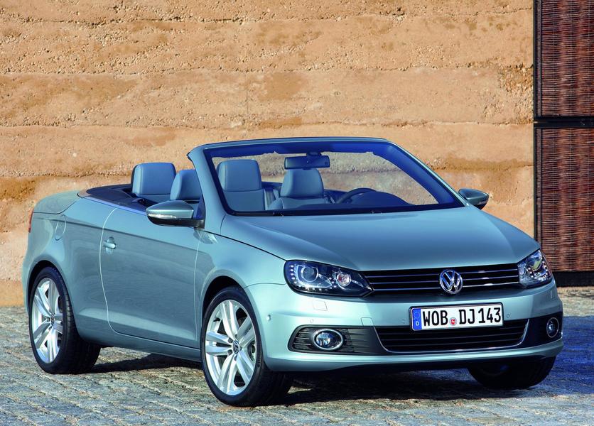 Volkswagen Eos (2006-12)