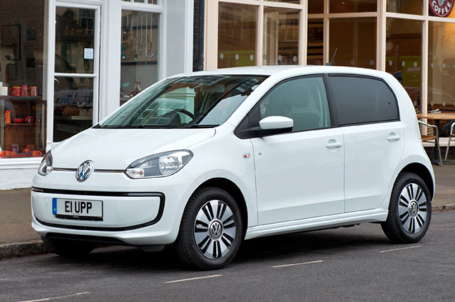 Volkswagen e-up! (3)