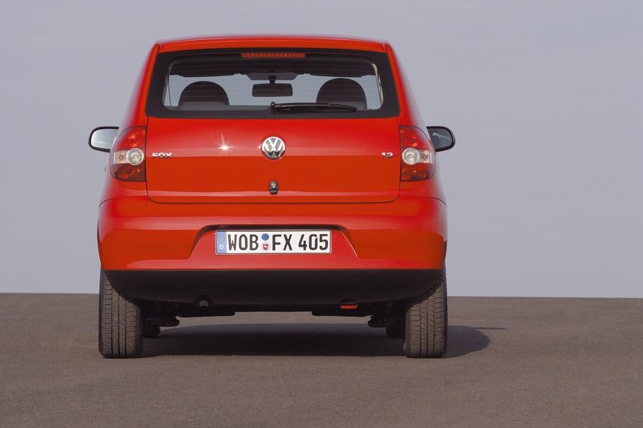 Volkswagen Fox (2005-11) (3)