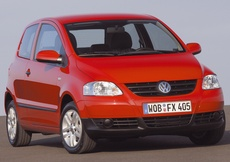 Volkswagen Fox (2005-11)
