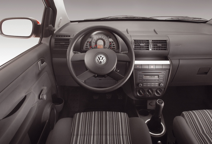 Volkswagen Fox (2005-11) (4)