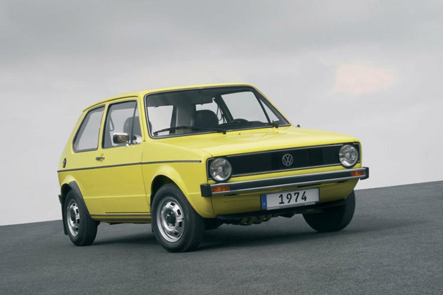 Volkswagen Golf (1974-83)