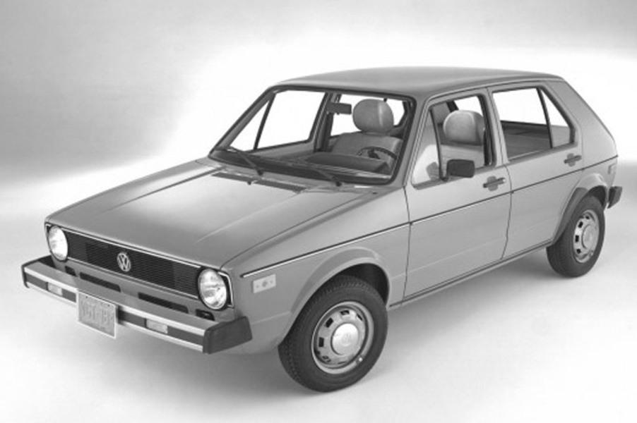 Volkswagen Golf (1974-83) (2)