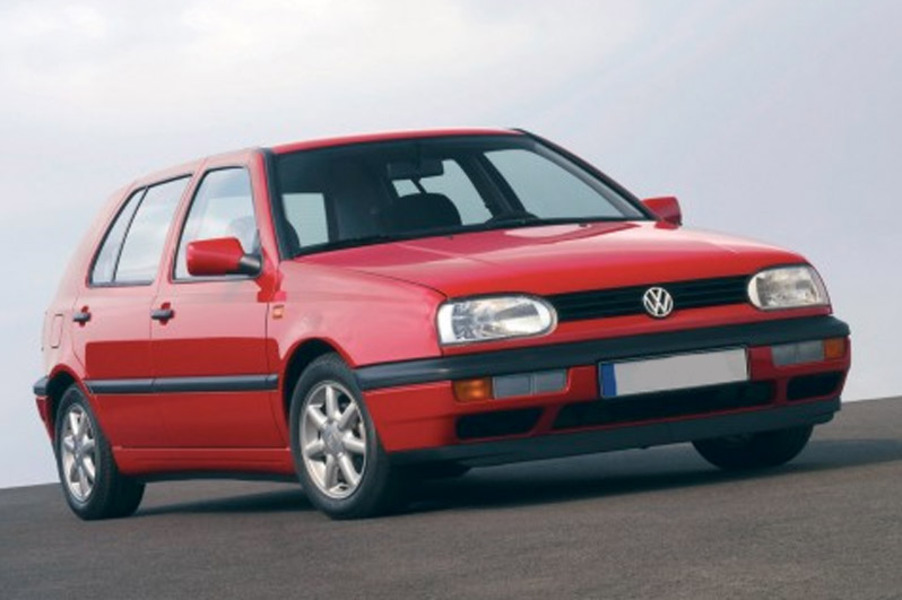 Volkswagen Golf 1.9 turbodiesel cat 5 porte