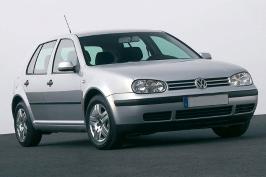 Volkswagen Golf (1997-04) (2)