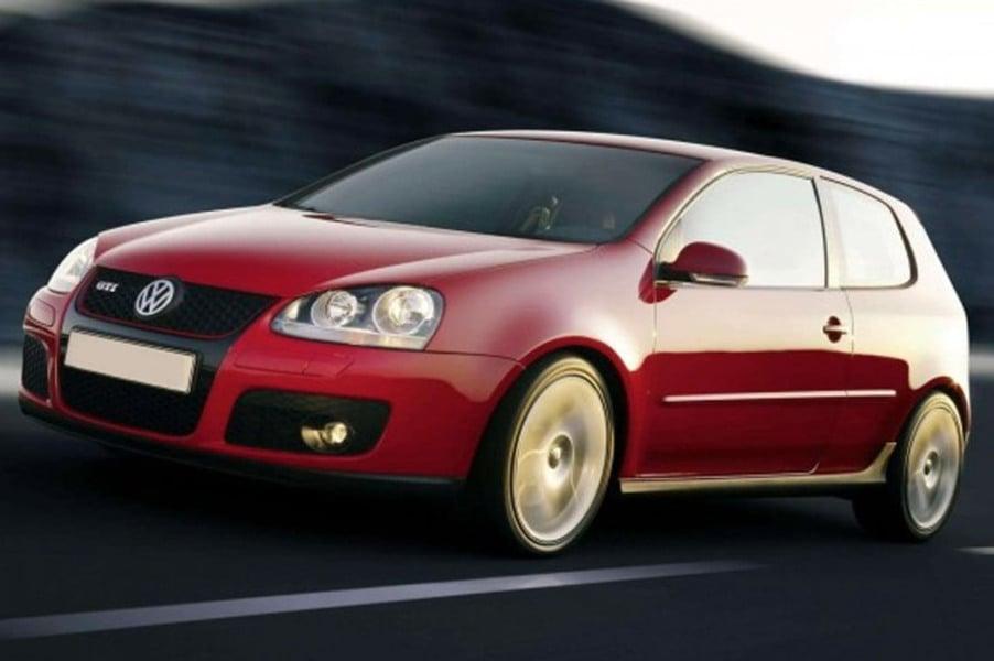 Volkswagen Golf (2003-08) (4)