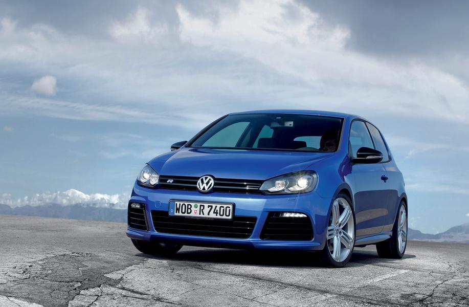 Volkswagen Golf (2008-13) (3)