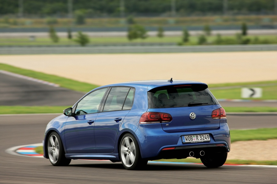 Volkswagen Golf (2008-13) (4)