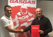 Gio Sala è il nuovo team manager di Gas Gas nel Mondiale Enduro