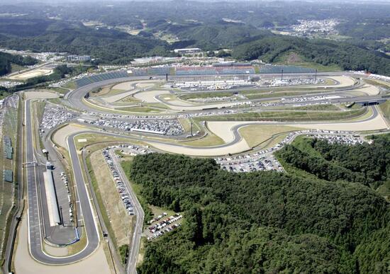 Orari TV MotoGP 2017. GP del Giappone a Motegi