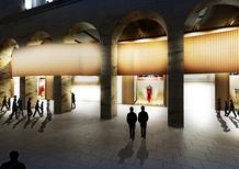 Love to Ride, Cristiano Urban: Un Wall of Death alla Rinascente