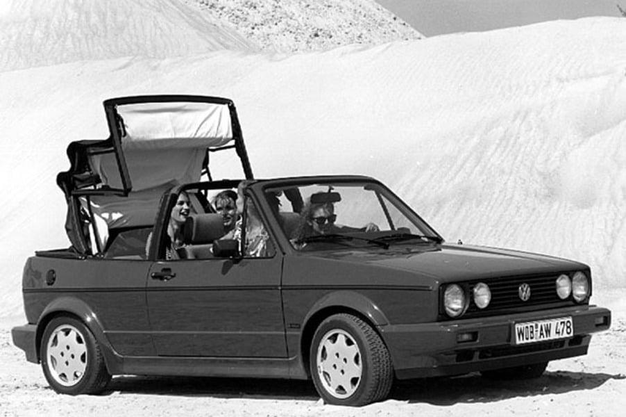 Volkswagen Golf Cabrio 1500 GLS