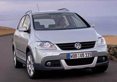 Volkswagen Golf Plus Cross (2006-09)