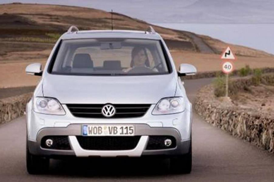 Volkswagen Golf Plus Cross (2006-09) (4)