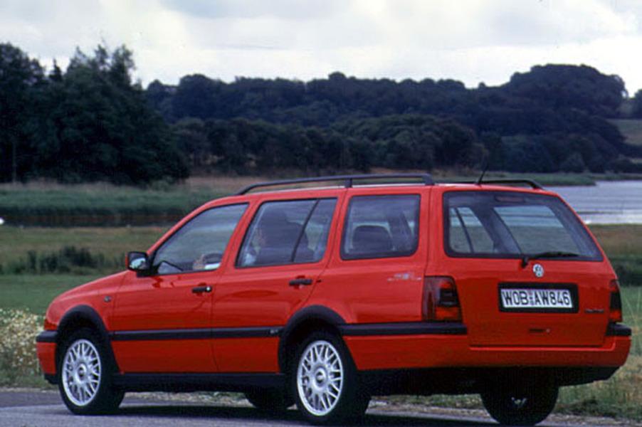 Volkswagen Golf Variant (1993-98) (3)