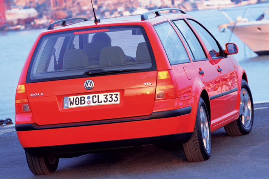 Volkswagen Golf Variant (1999-06) (5)