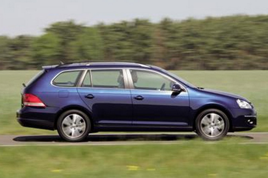 Volkswagen Golf Variant (2007-10) (3)