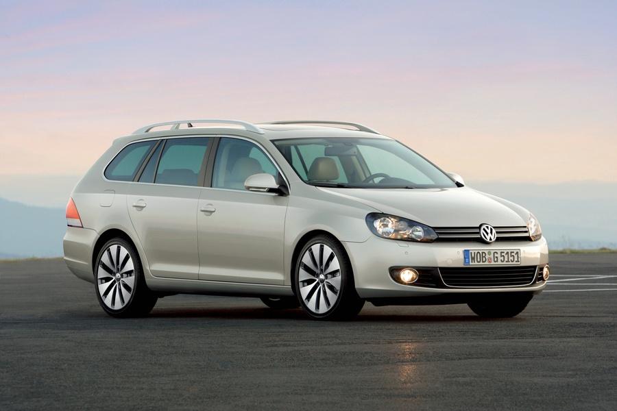 Volkswagen Golf Variant (2009-14)