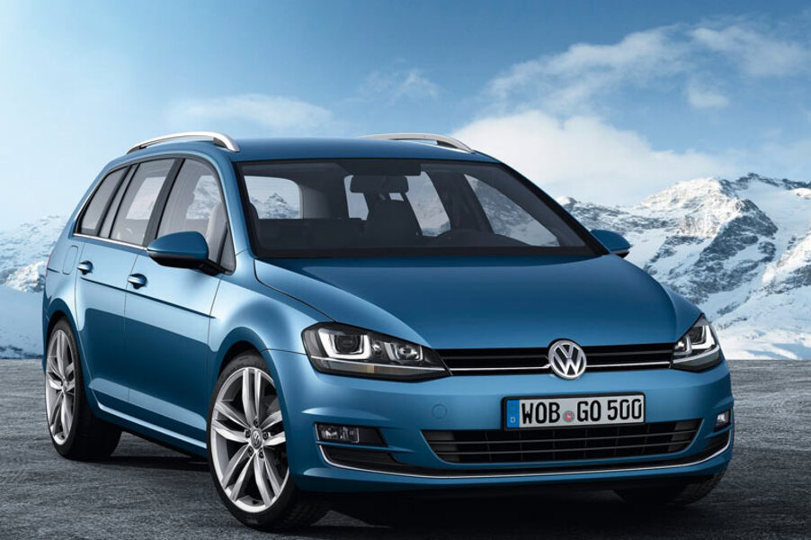 Volkswagen Golf Variant (2013->>) (2)