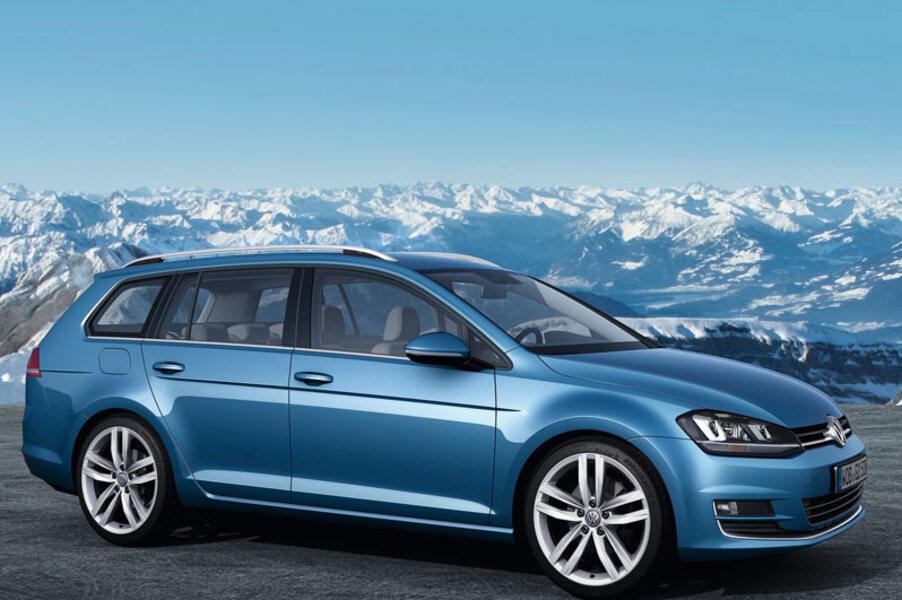Volkswagen Golf Variant (2013->>)