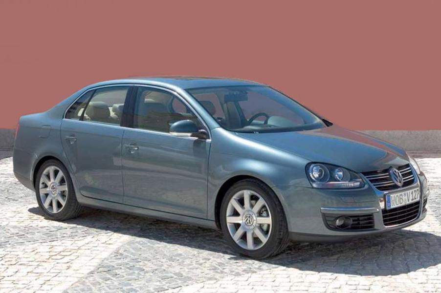 Volkswagen Jetta (2005-10)