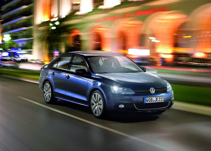 Volkswagen Jetta (2011-12)