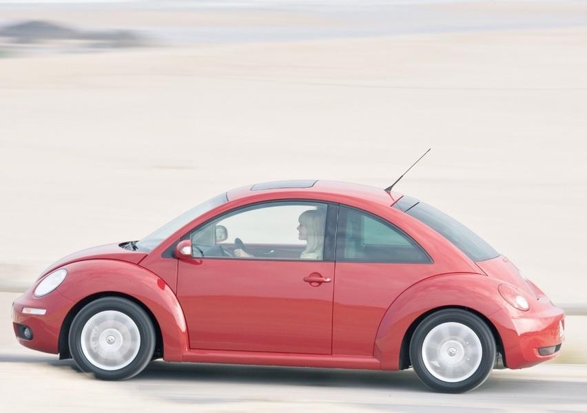 Volkswagen New Beetle TDI (3)