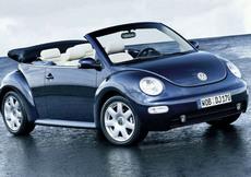 Volkswagen New Beetle Cabrio (2003-11)