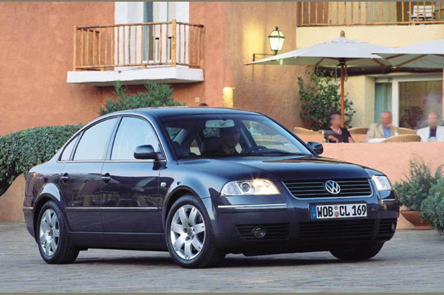 Volkswagen Passat (1996-05)