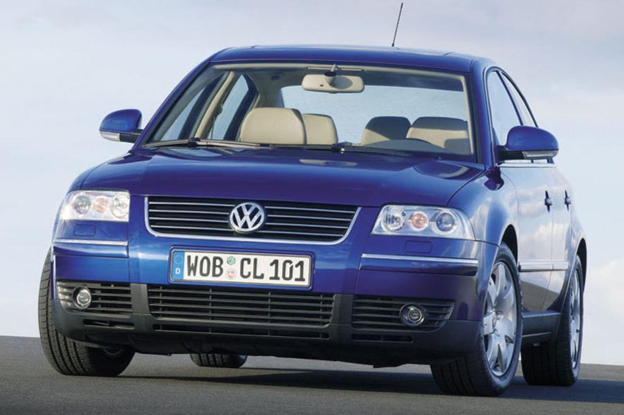 Volkswagen Passat (1996-05) (4)
