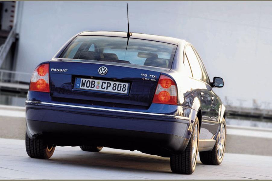 Volkswagen Passat (1996-05) (5)