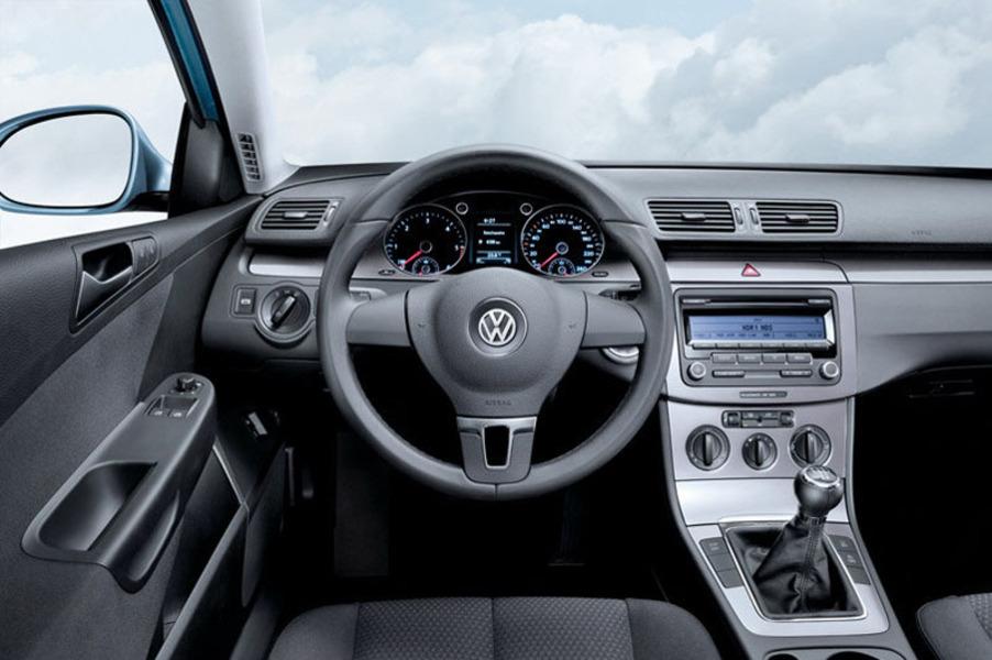 Volkswagen Passat (2005-10) (4)