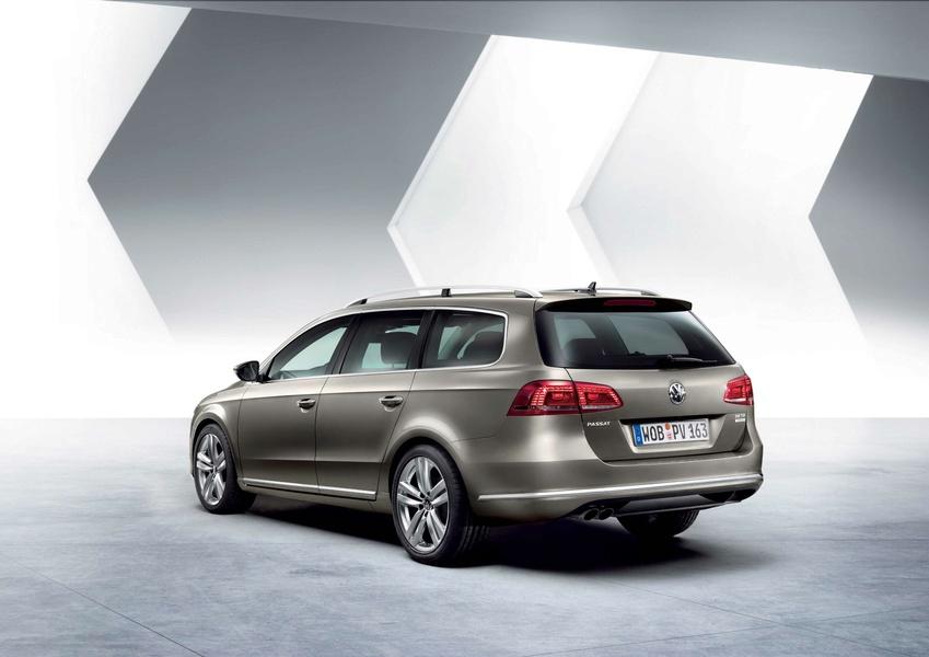 Volkswagen Passat (2010-14) (4)