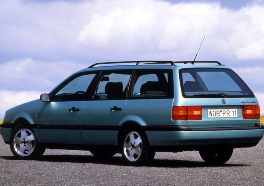 Volkswagen Passat Variant 1.6i cat CLX Active Gore-Tex (3)