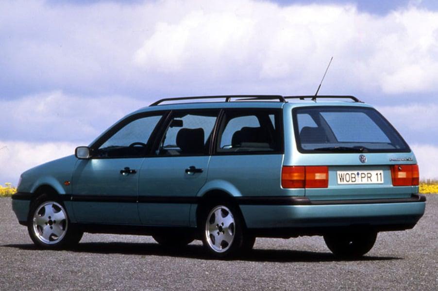 Volkswagen Passat Variant 2000 cat Syncro Arriva (2)