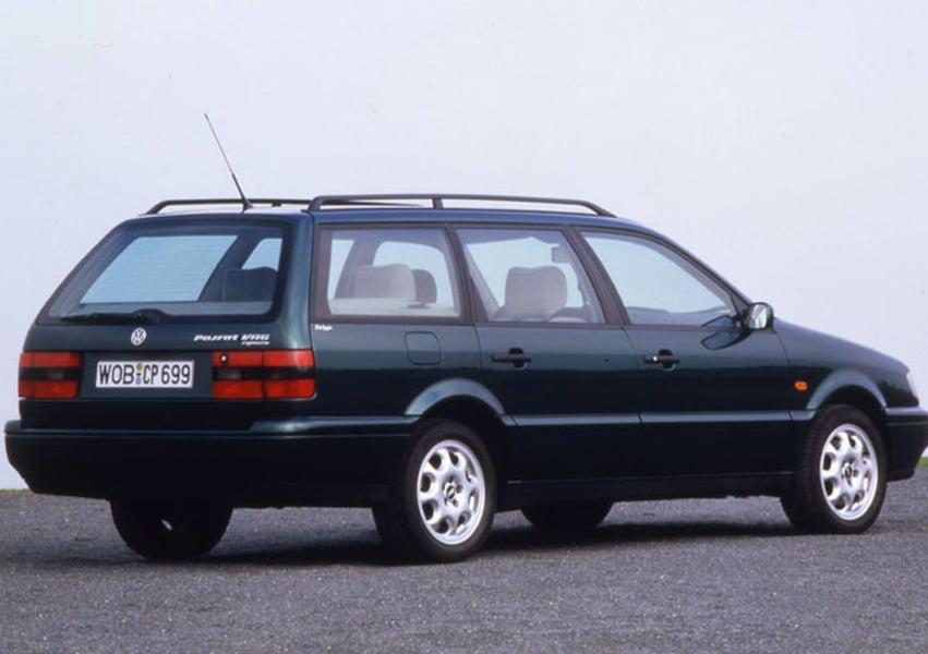 Volkswagen Passat Variant 1.6i cat CLX (5)