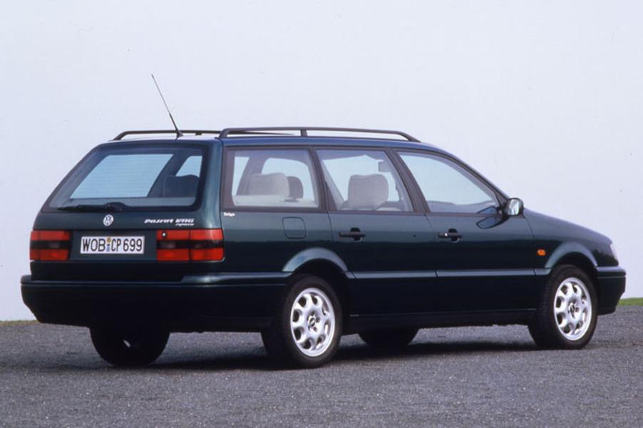 Volkswagen Passat Variant 2000 cat Syncro Arriva (5)