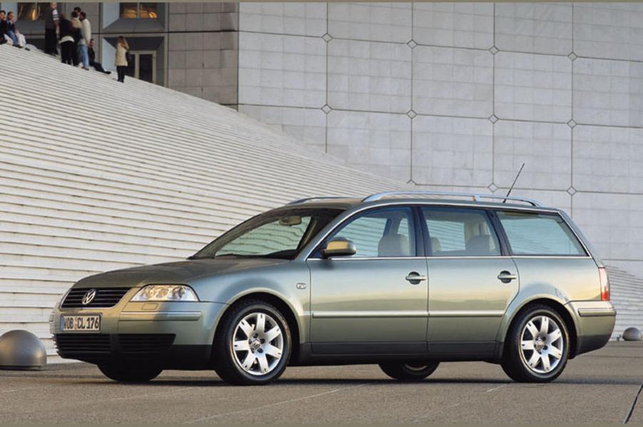 Volkswagen Passat Variant (1997-06) (4)